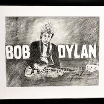 Teckning_Bob Dylan