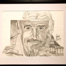 Teckning_Mr Connery