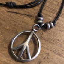 Halsband Peace
