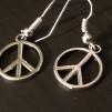 Örhänge_Litet peacemärke