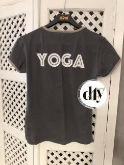 T-shirt YOGA - T-shirt YOGA strl M