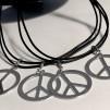 Halsband PEACE - Peacehalsband