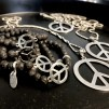 Armband PEACE - Armband Peace Strl S