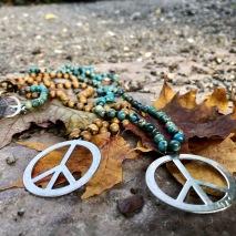 Mala Peace Jaspis