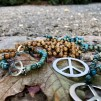 Mala Peace Jaspis - Mala Peace jaspis
