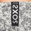 SOXS Låg modell gråa Jet Black label