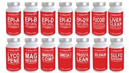 epinutrics supplements