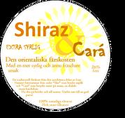 Shiraz & Cará färskost ost livsmedel ICA Orientaliskt Orientalisk mat iransk mat mat delikatesser