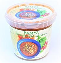 Bamya bamja bamia grytor färdigrätter maträtter färskost ost livsmedel ICA Orientaliskt Orientalisk mat iransk mat mat delikatesser