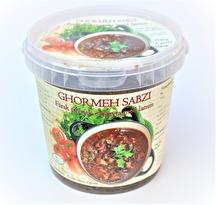 Ghormeh sabzi grytor färdigrätter maträtter färskost ost livsmedel ICA Orientaliskt Orientalisk mat iransk mat mat delikatesser