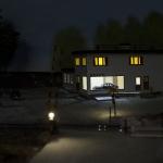 Nattstängt hos Volvo
