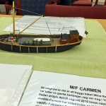 M/F Carmen med hemmahamn Pampas Marina?