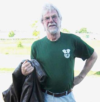 T-shirt mörkgrön - T-shirt mörkgrön, S