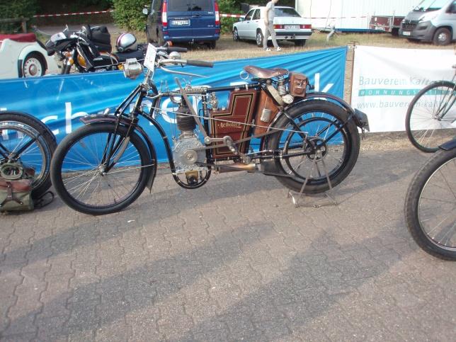 Äldsta cykeln