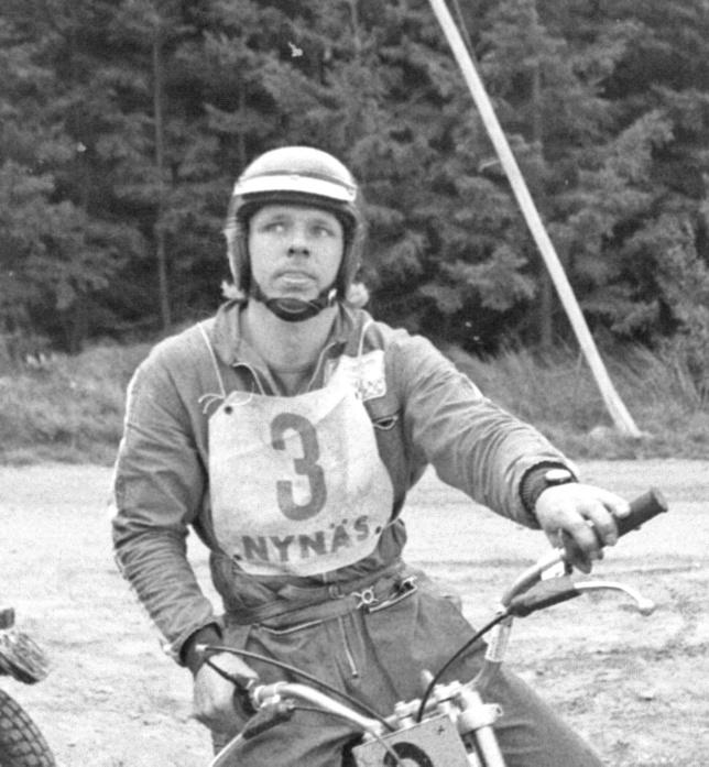 Bild från Mölndal tidigt -70 tal.