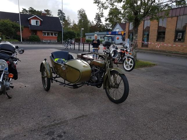 Äldsta cykeln 1919.