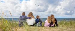 olofsbo strand - ett självklart val att besöka såväl sommar som vinter, att sitta i dynerna och titta ut över havet är en mäktig upplevelse som gör att man gärna återvänder om och om igen ..