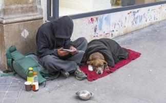Nosen På - Tillsammans mot hemlöshet -