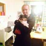 Lapplandia's Starfire – Alice20 Januari 2014 11 veckor gammal, flyttar Alice till sin nya ägare i Jörn/Skellefteå. Vi önskar Sofie stort lycka till!