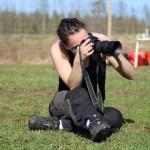 Emmy,En av våra fotografer