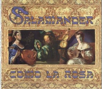 Salamander: Como La Rosa - Salamander: Como La Rosa