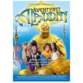 Äventyret Aladdin (dvd)