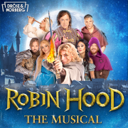 Robin Hood - The Musical (Cd)
