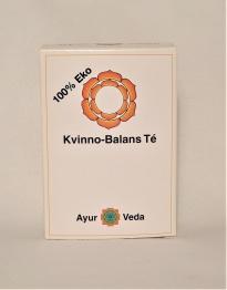 Kvinno-balans te (eko) - Lösvikt 30g
