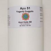 Yogaraj Guggulu (Ayu 51)