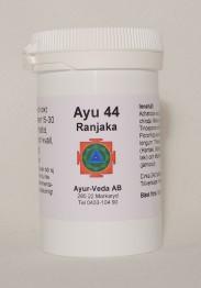 Ranjaka (Ayu 44) - Tabletter 2 månader
