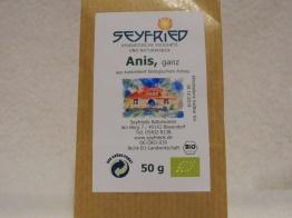 Anis (eko) - Lösvikt 50g (frö)