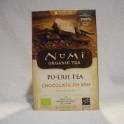 Chocolate Pu-erh (eko & fair labor)