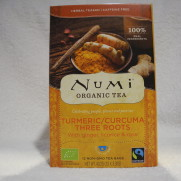Turmeric/curcuma three roots (eko & fairtrade)