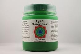 Chyavanprash/Chyawanprash | holistisk homeopati alternativ hälsa - Tjockare konsistens 500g