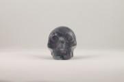 Fluorit döskalle | trumlade spets stav kristaller slipade stenar healing stenar chakra stenar