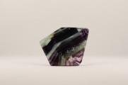 Fluorit skiva | trumlade spets stav kristaller slipade stenar healing stenar chakra stenar