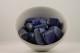 Lapis Lazuli kristaller/ädelstenar | trumlade spets stav kristaller slipade stenar healing stenar chakra stenar - Trumlade ca 30-100kr/st