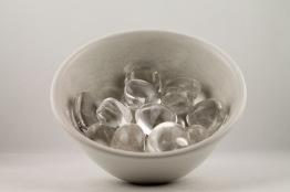 Bergkristall kristaller/ädelstenar | trumlade spets stav kristaller slipade stenar healing stenar chakra stenar - 3kr/g, priser mellan ca 30-60kr/st