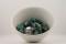 Malakit trumlade ädelstenar kristaller slipade stenar healing stenar chakra stenar