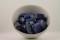 Lapis Lazuli trumlade ädelstenar kristaller slipade stenar healing stenar chakra stenar
