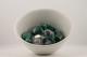 Malakit kristaller/ädelstenar | trumlade spets stav kristaller slipade stenar healing stenar chakra stenar - 3kr/g, priser mellan ca 20-80kr/st