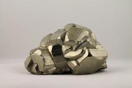 Pyrit/kattguld kluster | trumlade spets stav kristaller slipade stenar healing stenar chakra stenar - Priser mellan ca 255-1595kr/st, gram ca 142-893g