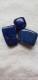 Lapis Lazuli kristaller/ädelstenar | trumlade spets stav kristaller slipade stenar healing stenar chakra stenar - Trumlade större 105-200kr/st