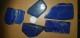 Lapis Lazuli kristaller/ädelstenar | trumlade spets stav kristaller slipade stenar healing stenar chakra stenar