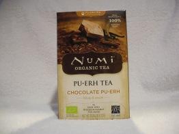 Choklad Pu-erh te (eko & fair labor) - Tepåsar 35g
