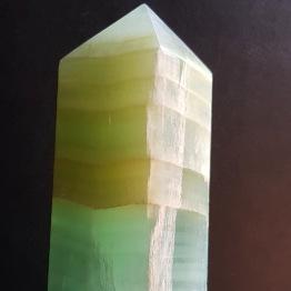 Pistage kalcit torn - Pris: ca 375-1795kr