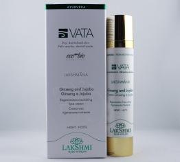 Vata Ginseng and Jojoba Cream - 50ml