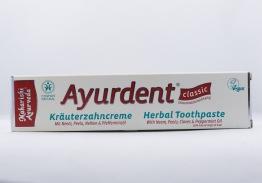 Ayurdent Örttandkräm - Klassisk - 75ml