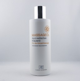 Massage olja - 200ml