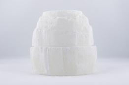 Selenit värmeljushållare - 500g